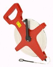 Pittsburgh 330ft. x 1/2Open Reel Measuring Tape [Misc.] [Misc.] by Pittsburgh