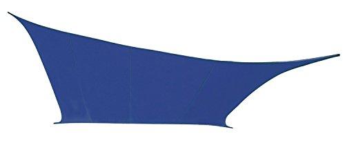 Kookaburra 4.0mx3.0m Rectangulaire Bleu Voile d'Ombrage de Réception (Aérée - Résistante à l'Eau)