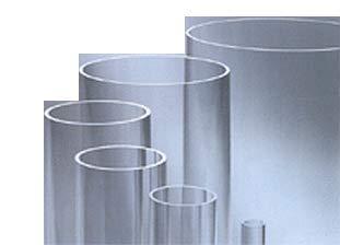 Plexiglasrohr XT ø 200/194 mm, L = 2000 mm