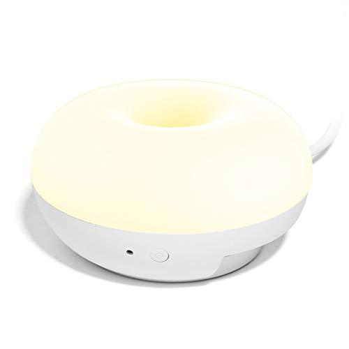 LED-Licht Multi-Funktions-Smart-LED-Nachtlicht Doppel-USB-Ladegerät Port Steckdose Multifunktions-Wandleuchte Notfall LED-Licht LED-Licht Nacht Licht -