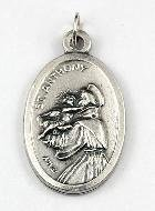 Saint Anthony Medal. St Anthony Medal. St Anthony of Padua by Saint Anthony Medal