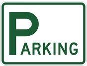 big-p-parking-lot-signs-with-no-arrows-12-x-18