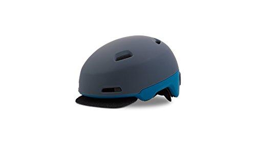 Giro Erwachsene Sutton Fahrradhelm, Matte Dark Slate/Blue Teal, M