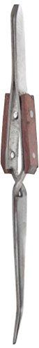 Price comparison product image Am-tech R0380 Wooden Handle Tweezer Set (2-Piece)