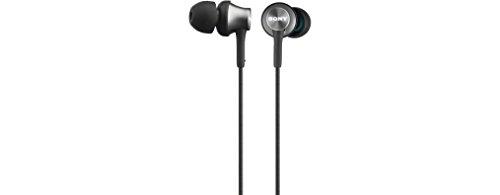 Sony MDR-EX450H geschlossene In-Ear-Kopfhörer grau - 2