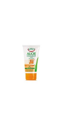 EQUILIBRIA - Crema solar facial de Aloe