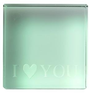 Glass Signs - I Love You