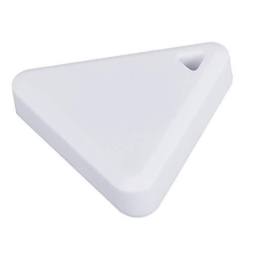 Rosepoem Blue Tooth 4.0 Anti-Lost Alarm Wireless Alarm, Wireless Blue Tooth 10M Wireless Alarm Für Handy Keychain Pet - Weiß