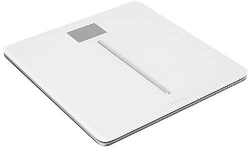 Withings Body Cardio Bilancia pesapersone Elettronica Quadrato Bianco