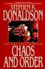 Cover of: Gap into Madness: Chaos and Order   Stephen Donaldson