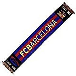 BUFANDA OFICIAL FC BARCELONA 2017 CAMP NOU