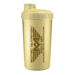 Scitec nutrition–shaker con filtro, 700ml, 12colori