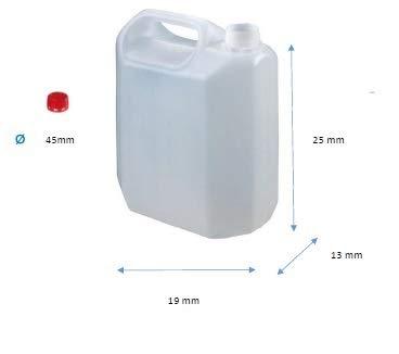 Gefahrensicherer Kanister ADR für 5 Liter Gefahrgut