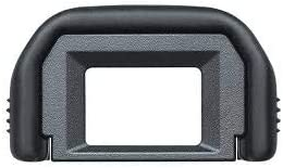Generic Rubby Rubber Eyecup Eyepiece Viewfinder for Canon 1200D/1300D/ 200D- Black