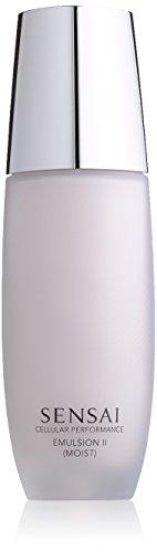 Sensai Cellular Performance Emulsion II (Moist) für Frauen, 1er Pack (1 x 100 ml)