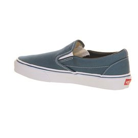 Vans U Classic Slip-on Overwashed, Unisex-Erwachsene Sneakers Marineblau