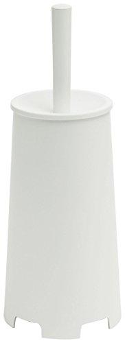Gedy 88330200300 – Brosse WC Oscar Blanc mat