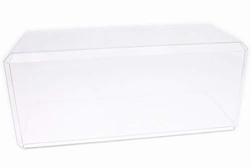 Hochwertige Acryl-Vitrine mit transparentem Boden für bis zu DREI Pop! Sammelfiguren