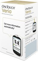 OneTouch Verio sistema di monitoraggio della glicemia
