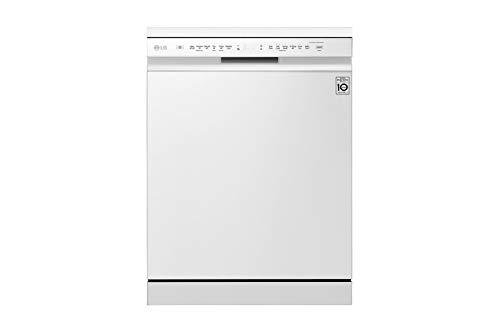 LG Geschirrspüler, Weiß, 85 x 60 x 60 cm