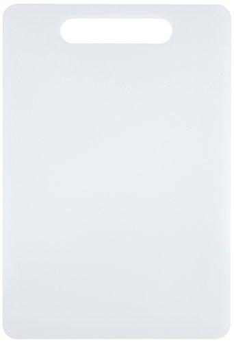 Quid 7691001 - Tabla para cortar, 31 x 21 x 1 cm, color blanco