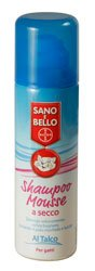 BAYER*SHAMPOO MOUSSE a SECCO 200 ml. 11216