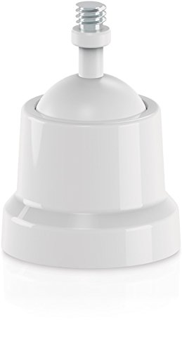 Arlo Accesorio oficial - Kit de Dos Soportes de Anclaje, Ajustable en Cualquier Pared o Superficie de Exterior, para videocámaras Pro, Blanco, Set de 2 Piezas, VMA4000