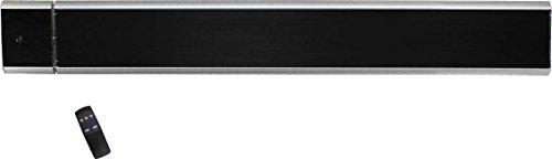 Sombre infrarouge-Blacklight Heat Panel Plus IP55avec ou sans télécommande