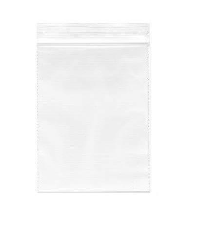 5,1x 7,6cm (100Stück) klein klar Taschen wiederverschließbaren Ziploc Storage Kunststoff Tasche Für Schmuck, Perlen, Vitamine