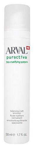 Arval Puractiva Emulsione Equilibrante Opacizzante - Flacone 50 ml