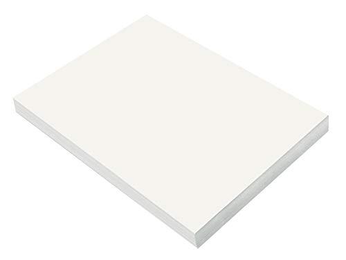 Pacon Sunworks Bau Papier 100-Count weiß (Weiße Bau Papier)