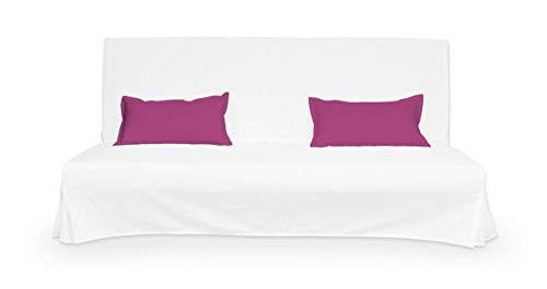Dekoria Kissenbezüge für das Modell Beddinge Sofahusse passend für IKEA Modell Beddinge Amarant