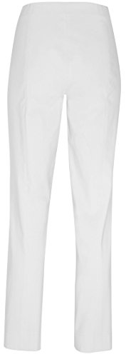 Stehmann - INA - 740 - Stretchhose in aktuellen Farben Weiß