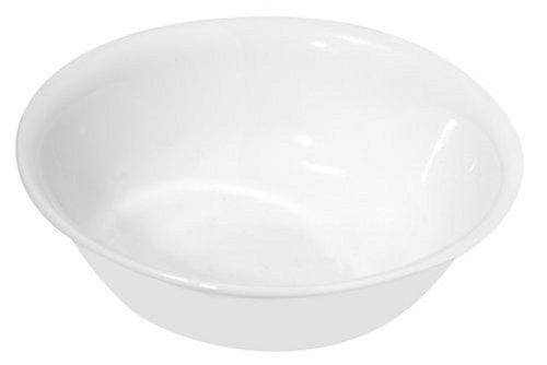Corelle 6003905 Livingware Winter Frost White Soup Bowl, 18 Oz by CORELLE (Winter Corelle Frost Livingware)