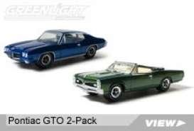 set-pontiac-gto-convertible-1967-pontiac-gto-1971-greenlight-164