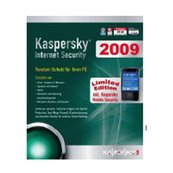 Preisvergleich Produktbild Kaspersky Internet Security 2009 Limited - Software