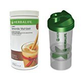 HERBALIFE Formula 1 Gesunde Mahlzeit Apfel-Zimt - mit Smart Shaker - 550 g
