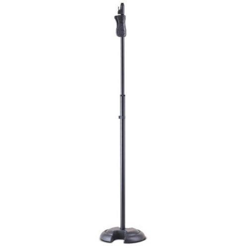 Hercules Stands MS201B Mikrofonständer mit Einhandhöhenvorstellung
