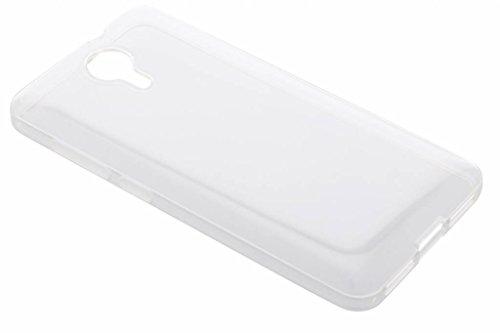 hCase Softcase Backcover Silikon Hülle Transparent für das General Mobile 4G, General Mobile GM5