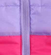 Doggie Style Store Pink Purple Rose Dog Pet Puppy Puffer Warm Winter Padded Quilted Vest Coat Jacket Size XS 2