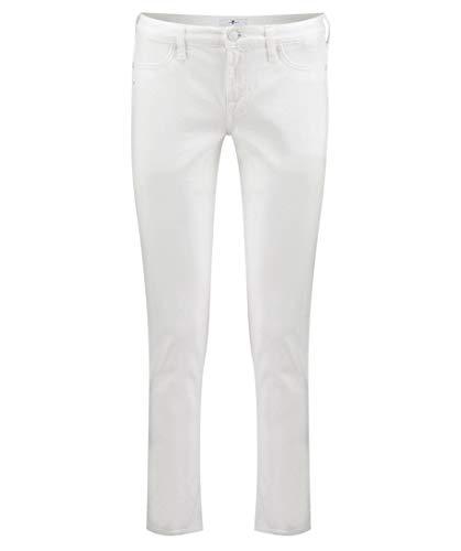 7 For All Mankind Damen Jeans Pyper Crop Classic Slim Fit verkürzt
