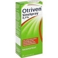 Otriven SinuSpray Nasenspray, 10 ml
