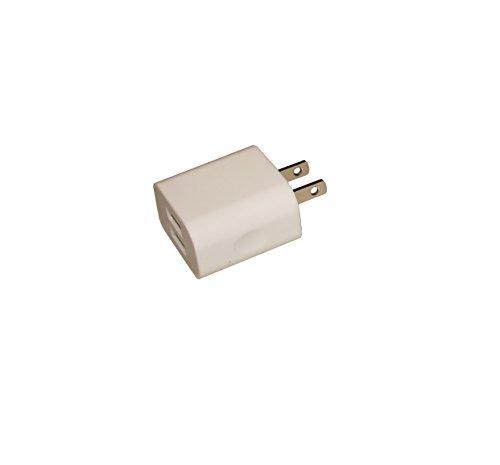Canada Trade Fur (USB Universal Netzteil (US plug) Ladegerät Travel Charger mit 2 USB Anschlüssen für USA, Canada, Mexico, China, Japan usw., 100-240V, output: 5V 2000mA (2A))