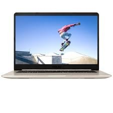 "Asus Vivobook 15 - X510UA-EJ796T 15.6"" Screen (Intel Core i3 7100U-2.4 Ghz Processor - 4GB DDR4 - 1TB HDD - Windows 10 Home - Gold - 1 Year Warranty)"
