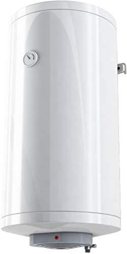 TESY Optima - Termo de Agua Eléctrico Vertical con Termostato de Temperatura de 80 Litros
