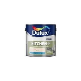 Dulux Paints 2.5 Litre Ready Mixed Kitchen + Matt Egyptian Cotton
