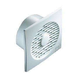 Vortice 11123 Aspiratore elicoidale per Parete Punto Filo, Bianco