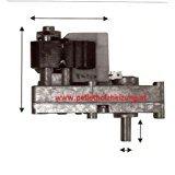 1.3RPM motoriduttore foerder Lumaca stufa pellet PALAZZETTI, MCZ, thermor ossi, etc.