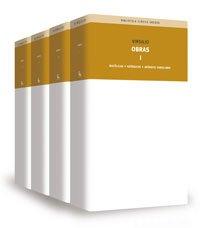 Estuche: Poesía latina: 1;2 (B. BÁSICA GREDOS) por Quinto Horacio Flaco