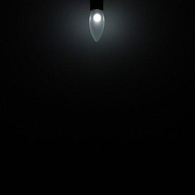 FDH 0.5W E14 C35 Luces de velas LED SMD 3 5050 45 lm decorativo blanco frío 220-240 V CA